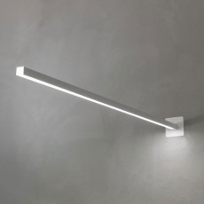 Nemo Recessed wall recessed lamp Linescapes Cantilevered LED 12W L 105 cm