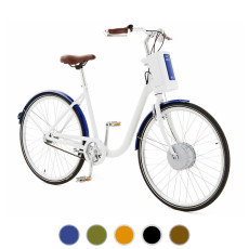 "E-City Bike Askoll eB1 L removable battery 28 ""wheels"