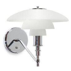 Louis Poulsen Wall lamp PH 3/2 1 light E14 H 23,5 cm