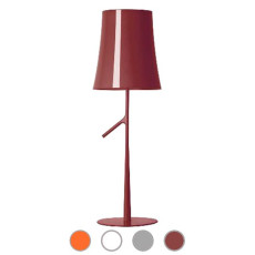 Foscarini Table lamp Birdie 1 light E27 H 49 cm On/off