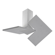 Studio Italia Design Ceiling lamp Puzzle Twist LED 34W L 27,3 cm