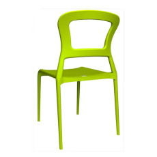 Scab Pepper chairs, stackable, also for garden