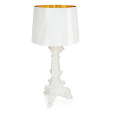 Kartell table lamp Bourgie 1 luce E14 H 78 cm