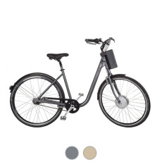 "E-City Bike Askoll eB1 PLUS M removable battery 26 ""wheels 5 speed gearbox"