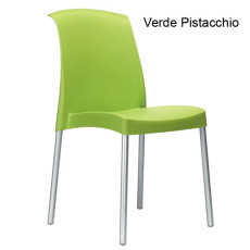 Scab chairs Jenny, stackable, fireproof, also for garden