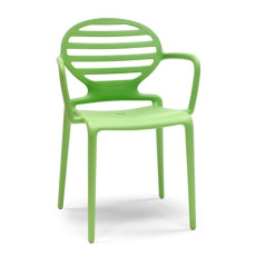 Scab Chair Cokka, stackable, also garden