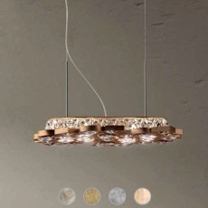 Marchetti Pendant Light Stardust LED 18W  H 150 cm