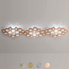 Marchetti Wall/ceiling lamp Stardust LED 27W L 27 x 116 cm
