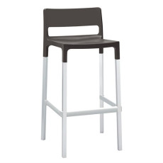 Scab Stool Divo cm65,different colors, stackable, also for garden