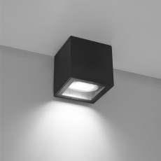 Artemide ceiling lamp Basolo LED 27W L 16x16 cm Outdoor for Garden