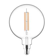 Bulb Fashion Line Led Luce Clear 11W E27 2700°K 220-240v 20x28,3cm Dimmable DLItalia