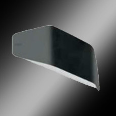 Faro Future Wall lamp Outdoor H31,5cm 1 Light IP44 Different colors Garden