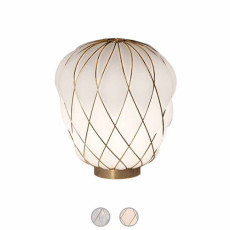 Fontana Arte Table lamp Pinecone H 36 cm 1 light E27 Dimmable