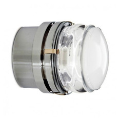 OLuce wall / ceiling lamp Fresnel LED 4.5W Ø 10 cm Outdoor and Garden