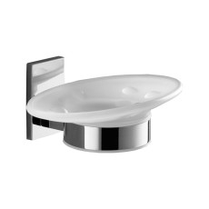 Gedy chrome soap holder