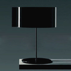 Oluce Table lamp Switch 2 Lights E27 H 55 cm Dimmable