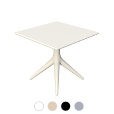 Driade Table APP  80 x 80 cm Outdoor