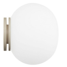 Flos Wall/ceiling lamp Mini Glo-Ball C/W 1 Light G9 Ø 11,2 cm