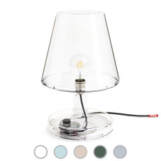 Fatboy table lamp Trans-parents 1 luce E27 H 50.5 cm