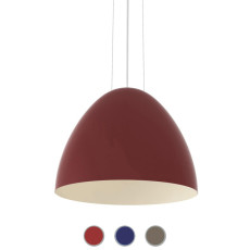 Slide suspension lamp Plume E27