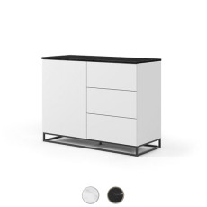 TEMAHOME Drawers Join 120H2 Marmo L 120cm with metal legs