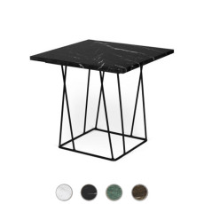 TEMAHOME Table Helix 50 Marmo L 50cm