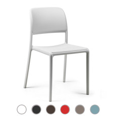 Nardi chair Riva Bistrot L 49 cm stackable Outdoor and Garden