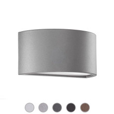 Ares Wall lamp Melrie E14 L 20 cm IP65 Outdoor and Garden