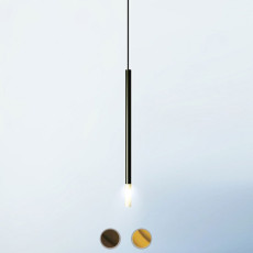 Gibas suspension lamp Zen 1 luce G9 Ø 2.5 cm