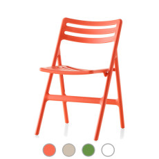 Magis folding chair Folding Air-Chair H 77 cm outdoor