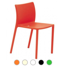 Magis Chair Air Stackable H 77,5 cm L 49 cm, also for outdoor use