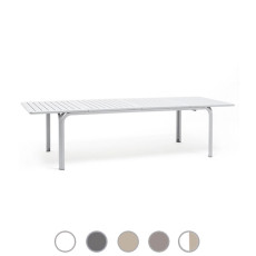 Nardi extending table Alloro 140 L 140/210 cm outdoor and Garden