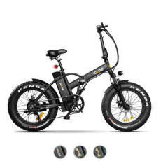 Icone ALLROAD Folding Electric Bicycle