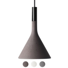 Foscarini Pendant lamp Aplomb Mini 1 Light GU10 Ø 11,5 cm