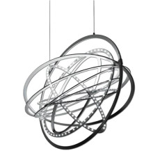 Artemide Copernico Suspension LED ø104 384 lights LED different colors