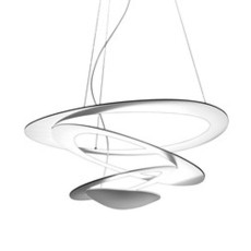 Artemide Pirce Mini Suspension Ø 67 cm 1 light R7s Halo