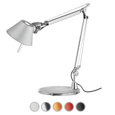 Artemide Table Lamp Tolomeo Micro 1 light 60W H 73 cm Different colors