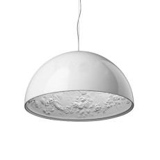 Flos Skygarden 1 Suspension lamp 1 Light E27 Ø 60 cm White