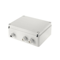 Fabbian Power supply box 700 mA for outdoor use Giunco L 24 cm