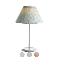 Luceplan Table lamp Cappuccina LED 12W H 57 cm Dimmable