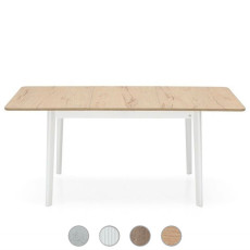 Connubia by Calligaris Extending table Dine L 120/170cm