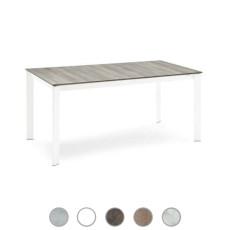 Connubia by Calligaris Extending table Eminence M wood L 130/180cm