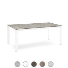Connubia by Calligaris Extending table Eminence M wood L 160/260cm