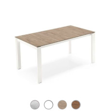 Connubia by Calligaris Extending table Eminence W wood L 160/210cm
