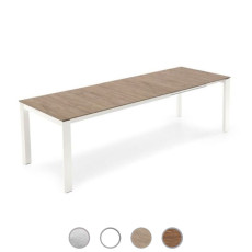 Connubia by Calligaris Extending table Eminence W wood L 160/310cm