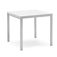 Connubia by Calligaris Extending table Aladino Book L 80/160cm