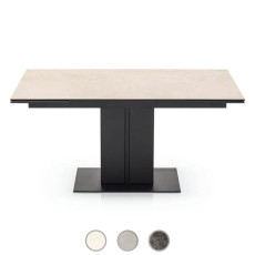 Connubia by Calligaris Extending table Pegaso L 150/230cm
