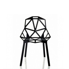 Magis Chair Chair One Stackable, fireproof H 82 cm L 55 cm, also for outdoor use