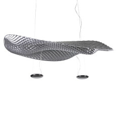 Artemide Cosmic Angel Suspension lamp 178x80cm 2LIGHTS HALO