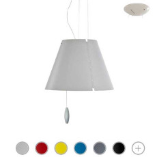 Luceplan Pendant Lamp Costanzina 1 light E14 Ø 26 cm
